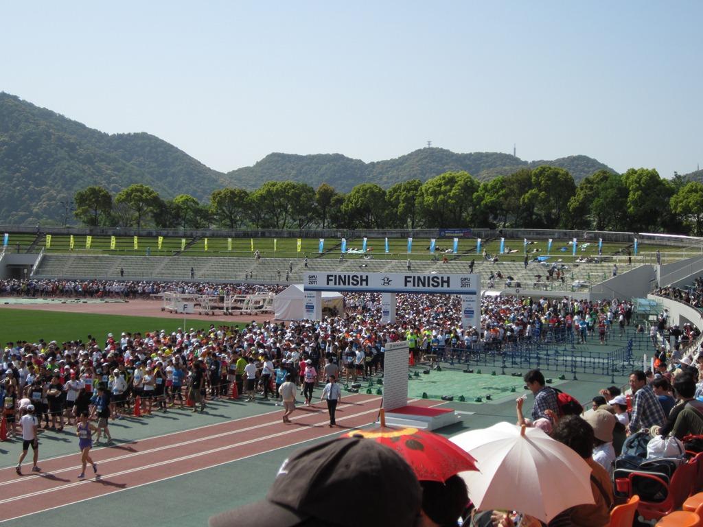 高橋尚子杯ぎふ清流ハーフマラソン 画像